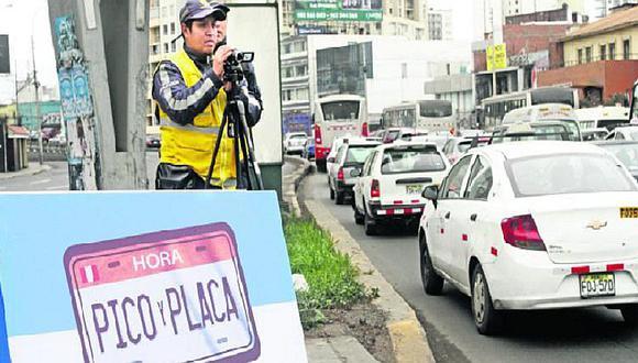 """Multas por """"Pico y Placa"""": ¿A dónde irá el dinero recaudado por el cobro de fotopapeletas?"""