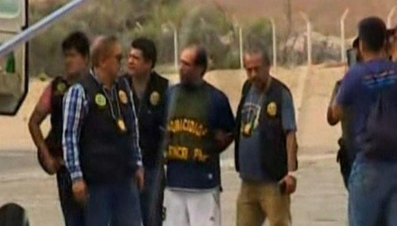 Presunto asesino de la niña de apenas 11 años es traslado de Ica a Lima