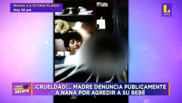 Foto y video: Latina