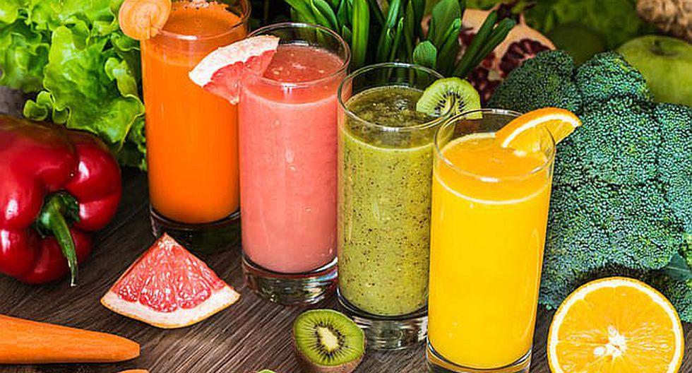 Jugo de frutas en exceso es vinculado al riesgo de muerte prematura