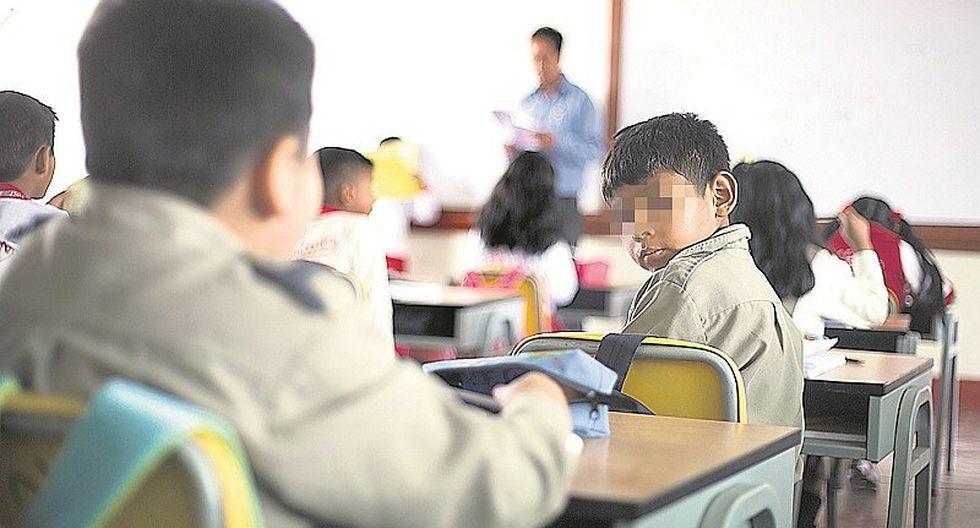 Esto es lo que debes saber sobre la edad límite para matricular a tu niño al colegio