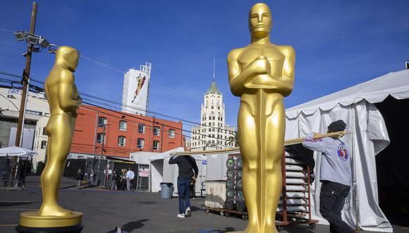 ¿La gala de los premios Oscar se realizará en el 2021? (Foto: AFP)