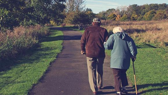 Es necesario brindarle al adulto mayor mucho afecto y compañía porque la salud está asociada directamente con su bienestar emocional, señala el especialista. (Foto referencial: coombesy / Pixabay)