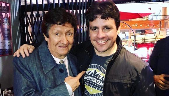Adolfo Chuiman celebra 74 años en medio de éxitos televisivos. (Foto: @germanloero)