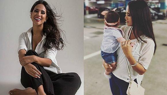 Melissa Paredes: su hija, Mia, sorprende al decir su primera palabra