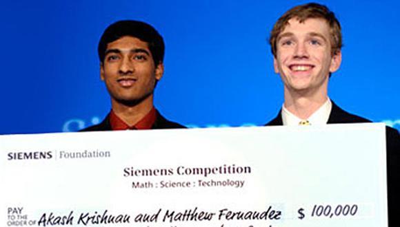 """EEUU: Escolares ganan U$ 100,000 dólares por invento inspirado en película """"Yo robot"""""""