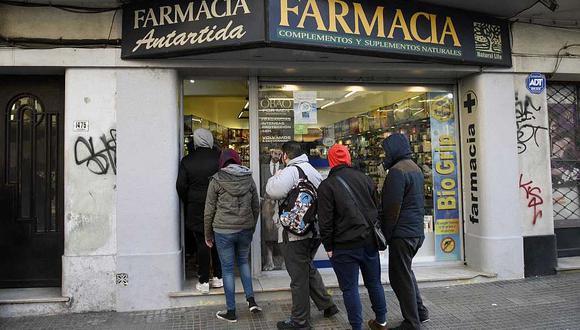 Uruguayos resultan ser grandes marihuaneros y agotan yerba en un día