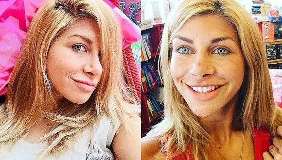 Xoana González y su secreto de belleza para tener el cabello más voluminoso