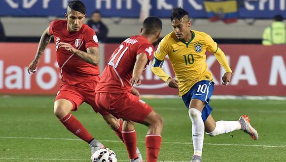 Copa América 2015: Perú vs Brasil superó los 50 puntos de ráting