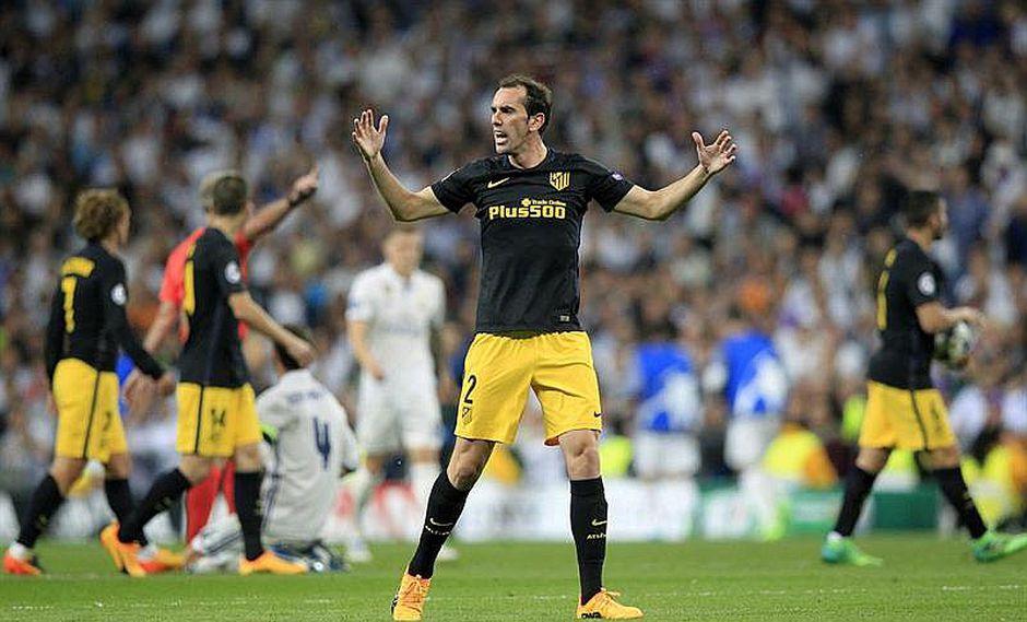 Liga de Campeones: Atlético de Madrid busca lo imposible ante el Real Madrid