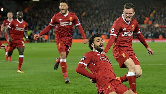 """Liverpool golea 3-0 al """"invencible"""" Manchester City en Champions"""