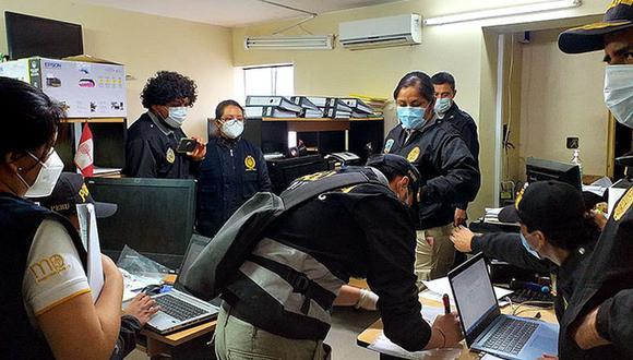 La Libertad: La Fiscalía investiga a los que resulten responsables de dichas compras por el delito de colusión agravada. (Foto: Ministerio Público)