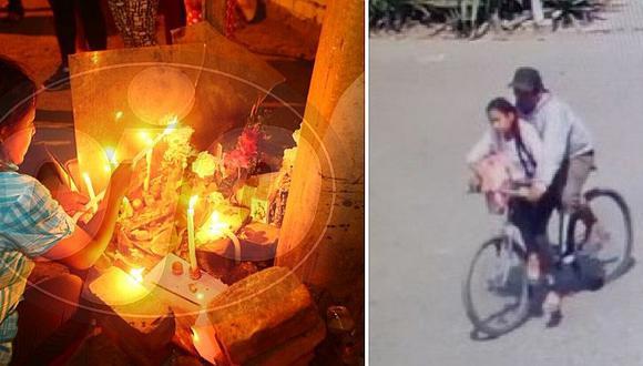 Revelan el lugar donde fue asesinada la niña de 11 años (FOTOS y VIDEO)