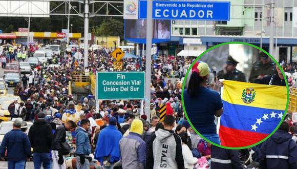 Ecuador declara estado de emergencia para atender migración venezolana