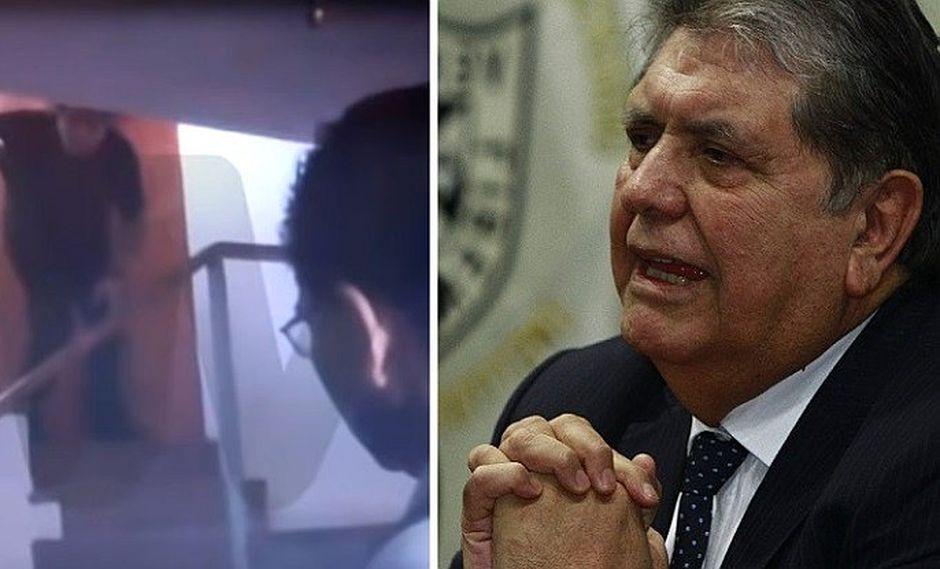 Muestran imágenes inéditas de la habitación donde Alan García se disparó (VIDEO)