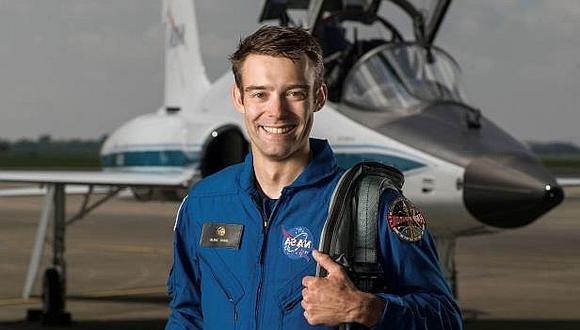 Astronauta hace algo que nadie en la historia de la NASA se atrevió antes