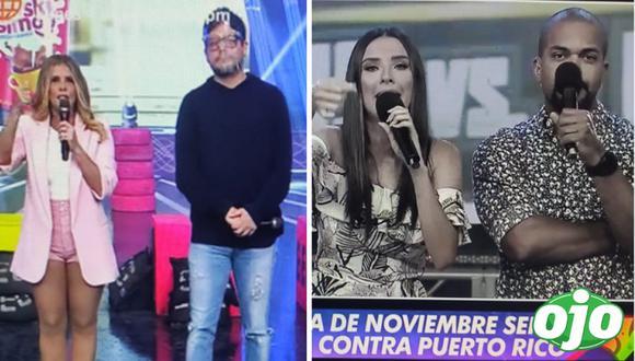 """FOTO: Captura """"Esto Es Guerra"""" de América Televisión"""