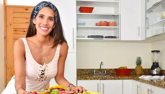 Vanessa Tello revela los beneficios de consumir fruta
