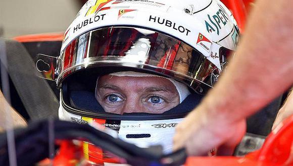 Fórmula 1: Sebastian Vettel logra la pole del GP de Hungría (VIDEO)