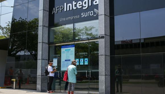 Sepa aquí el procedimiento a seguir para acceder al retiro de 4 UIT de las AFP. (Foto: Fernando Sangama / GEC)