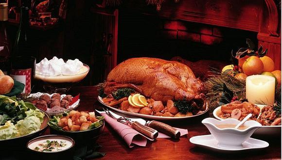 Alimentación saludable: 8 recomendaciones para disfrutar las fiestas de fin de año