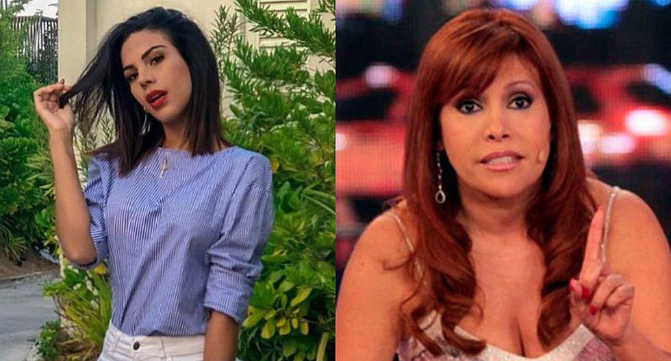 Stephanie Valenzuela amenazó a Magaly Medina por no retractarse