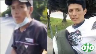 """""""No eran colombianos, sino venezolanos"""", asegura el hermano de Silvano, joven que fue lanzado desde un puente"""
