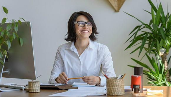 ¿Tener plantas en la oficina puede mejorar tu productividad?