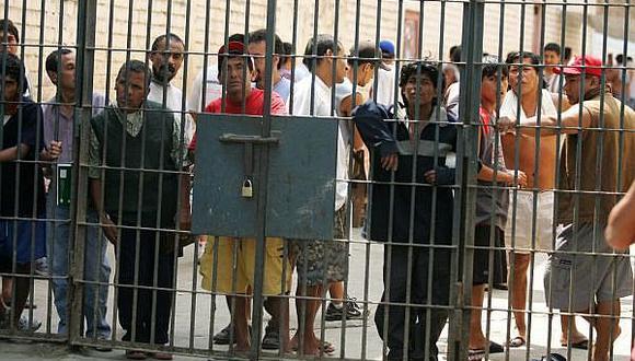Penal de Lurigancho pasa a manos del INPE este viernes