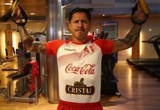 Selección peruana ya piensa en Argentina: así entrenó en Buenos Aires