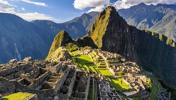 Machu Picchu: reprogramarán horarios de ingreso