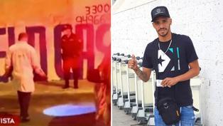Futbolista Patricio Arce permanece hospitalizado tras resultar herido en balacera en el Callao