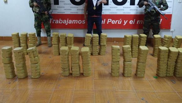 Puno: Decomisan más de 275 kilos de cocaína en narco campamento (Foto: PNP)
