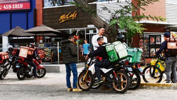 """Aumentan robos por """"motoboys"""", la nueva modalidad que está al acecho"""