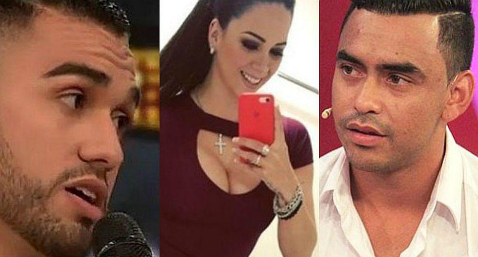 Diego Chávarri afirma que Melissa Klug ya había sido engañada antes por ítalo Valcarcel
