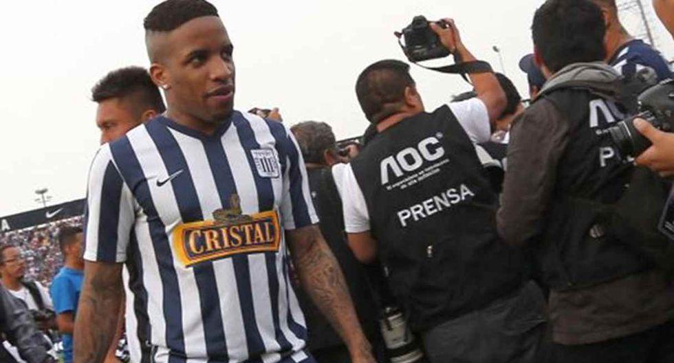Jefferson Farfán planea regresar a Alianza Lima dentro de dos años. (Foto: GEC)