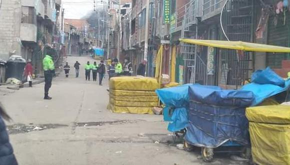 Puno: los asesinatos se registraron en robos a mano armada y en locales nocturnos que atienden en San Antonio de Putina y Ananea. (Foto referencial)