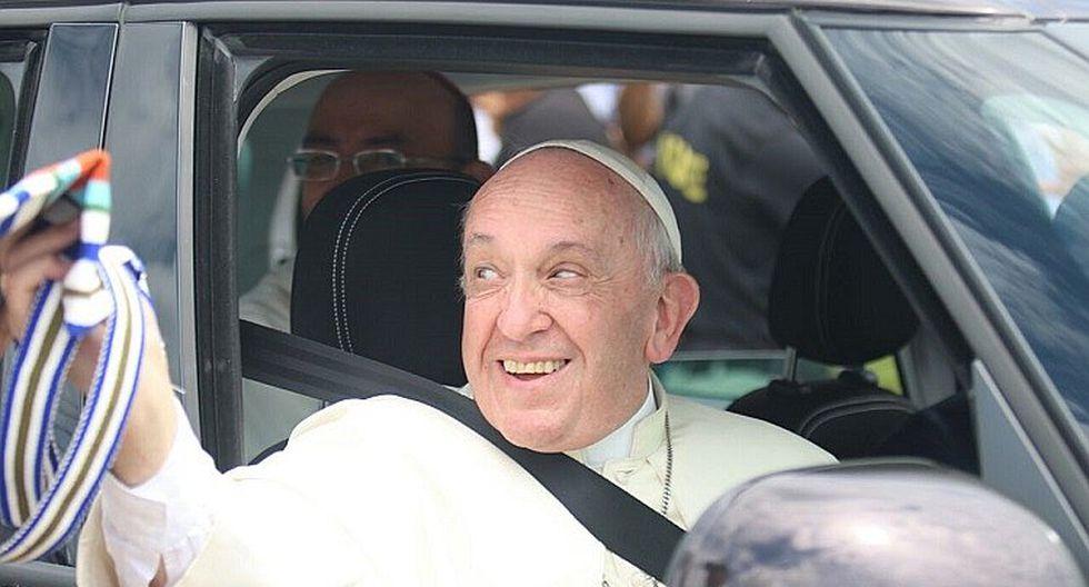 """Juan Luis Cipriani: """"Papa Francisco se llevó una buena impresión"""""""