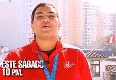 El valor de la verdad: venezolana Yuliana Bolivar, ganadora de la medalla para Perú, se sentará en el sillón rojo