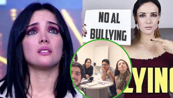 Denuncian que Rosángela Espinoza es víctima de acoso en su Universidad (FOTOS)