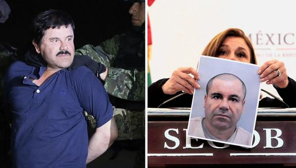 """Joaquín """"El Chapo"""" Guzmán es condenado a cadena perpetua"""