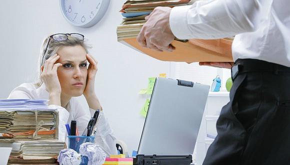 ¿La insatisfacción laboral puede dañar tu salud mental?