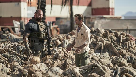 """""""El ejército de los muertos"""": Netflix desbloqueará los primeros 15 minutos de la película en su canal de YouTube. (Foto: Netflix)"""