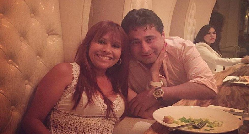 Magaly Medina: Revelan mes en que se casará con su notario Alfredo Zambrano
