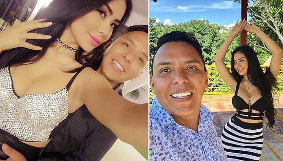Edwin Sierra celebró año y medio de relación con Pilar Gasca en Instagram (FOTO)