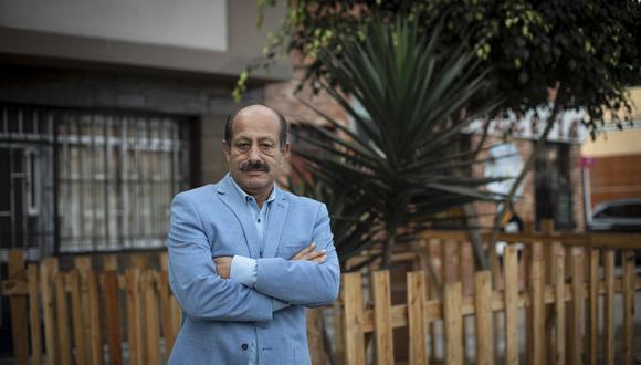 El congresista Héctor Valer Pinto había sido separado a inicios de julio de la bancada de Renovación Popular por Rafael López Aliaga. (Foto: Joel Alonzo / photo.gec)