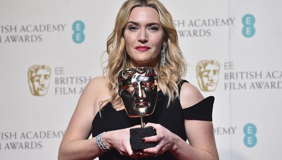 Premios Bafta: Kate Winslet gana como Mejor actriz secundaria por 'Steve Jobs'