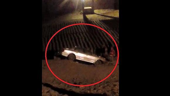 Ancón: vehículo se despistó en Panamericana Norte dejando cinco heridos