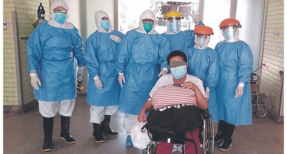 Áncash: 150 pacientes de EsSalud vencen al coronavirus