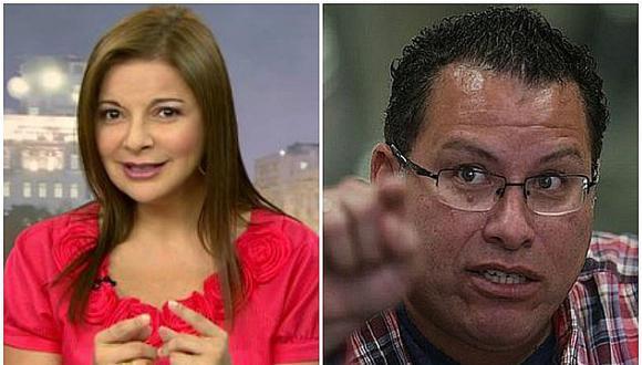 Cecilia Valenzuela echa chispas y renuncia a Willax TV tras ingreso de Phillip Butters